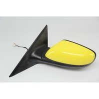 Mazda RX-8 Front Left Driver Side Mirror Yellow FE02-69-180F-93 OEM 04 2004