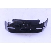 Nissan 350Z Convertible 03-09 Rear, Bumper Face Cover, Black HEM22-CF41H