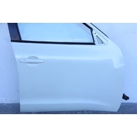 Nissan Juke 11-12, Front Right/Pass. Door Assy. White HMA0M-1KAMA, Factory OEM