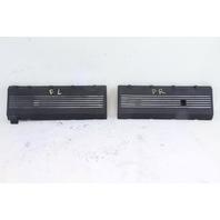 Land Range Rover Engine Shield Motor Camshaft Cover Set Right/Left Trim OEM 03 04 05
