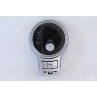 Scion FR-S 13 14 15 16 Center Console Shifter Trim Bezel & Boot Silver A/T SU003-03195