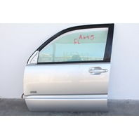 Toyota 4Runner 03-05 Door Assembly W/ Glass Front Left Driver Silver 67002-35532