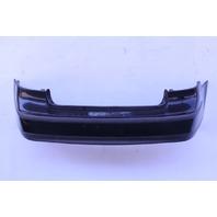 Saab 9-3 Sedan Rear Bumper Cover Black 12788530 03 04 05 06 07 Factory OEM
