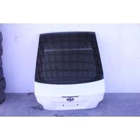 Scion tC 11-15 Rear Trunk Deck Lid w/o Spoiler, White 67005-21760 OEM