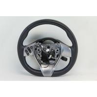 Scion tC 11 12 13 14 15 Steering Wheel Black Cruise Black OEM 45100-21190-C0