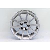 Saab 9-3 Sedan 03-12 Alloy Disc Wheel Rim, 16 Inch, 10 Spoke 12785709 #9 2003, 2004, 2005, 2006, 2007, 2008, 2009, 2010, 2011, 2012