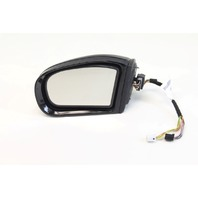 Mercedes C230 01-06 Side View Mirror, Left/Driver's Side, Black 20335408908
