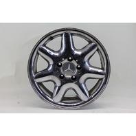Mercedes C-Class C320 2002 Road Wheel Rim Disc 7 Spoke 16 Inch 2034010302 #1
