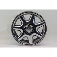 Mercedes C-Class C320 2002 Road Wheel Rim Disc 7 Spoke 16 Inch 2034010302 #2