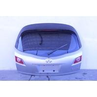 Infiniti FX35 FX45 Trunk Deck Lid Liftgate Gate Assembly Silver OEM 2003-2006