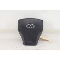 Infiniti G35 Steering Wheel Driver Airbag Air Bag, Black Y851M-AC701 OEM 05 06