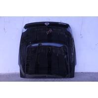 Nissan 350Z 08 Trunk Deck Lid Lift Gate, Black KMA0M-CD7AA OEM