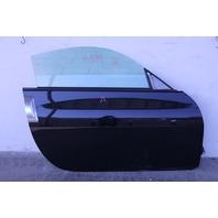 Nissan 350Z 08 Front Door Assy Right Side Black HMA0M-CD8MA OEM