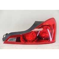 Infiniti G37 Coupe 08-13 Rear Right Tail Light Lamp 26550-JL00B OEM A879