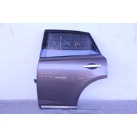 Infiniti FX35 FX45 03-08, Door Rear Left Driver Side Assy, Grey OEM 08