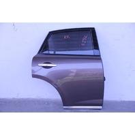Infiniti FX35 FX45 03-08, Door Rear Right/Passenger Side Assy, Grey 08 OEM