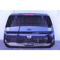 Nissan Armada Deck Lid Trunk Liftgate Lift Gate Black 90100-7S430 OEM 04-07