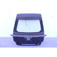 Scion tC 11-15 Rear Trunk Deck Lid w/ Spoiler, Black 67005-21760 OEM