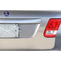 Saab 9-3 Sedan 03-07 Sedan Trunk Deck Luggage Lid, Grey 12797736 2003, 2004, 2005, 2006, 2007