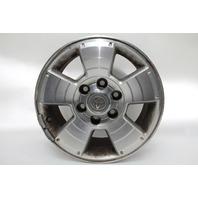 Toyota 4Runner 03-09 Alloy Wheel, Rim Disc, 5 Spoke 17 Inch #22 4261135270