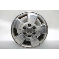 Toyota 4Runner 03-09 Alloy Wheel, Rim Disc, 5 Spoke 17 Inch #25 4261135270