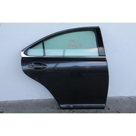 Lexus ES350 Rear Right/Passenger Side Door Assembly Black OEM 07 08 09 10 11 12