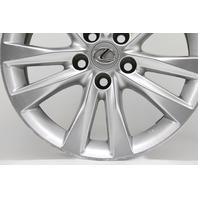 Lexus ES350 Rim Wheel 17in 10 Spoke #4 Factory 4261A-33050 OEM 10 11 12