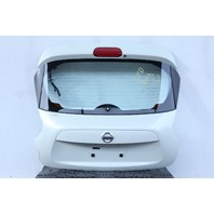 Nissan Juke 11-12, Trunk Deck Hatch Lid Assembly, White KMA0M-1KMMA, Factory OEM