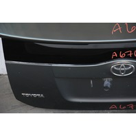 Toyota Prius 04-09 Rear Trunk Deck Lid w/ out Camera, Green 67005-47160