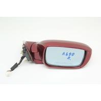 Acura RL Side View Mirror Right Passenger Burgundy 76200-SJA-315ZK OEM 05 06 07 08