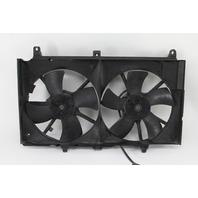 Nissan 350Z 03-06 Radiator Cooling Fan Motor w/ Shroud Assy 21481-CF40B