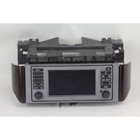 Land Range Rover Navigation Control Unit GPS Screen W/Bracket YIK500030 OEM 03 04