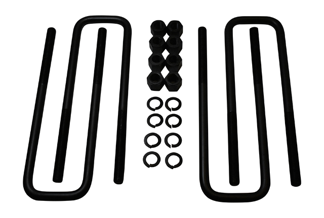"8/"" U bolt for 05-17 Frontier 1-2/"" Suspension Lift U Bolts 4PCS 2WD 4WD OEM Mater"