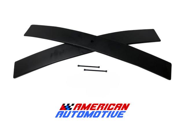 """1.5-2/"""" Inch Rear Lift Add-a-Leaf Kit 95-99 GMC Yukon 1500 Steel 4X4"""