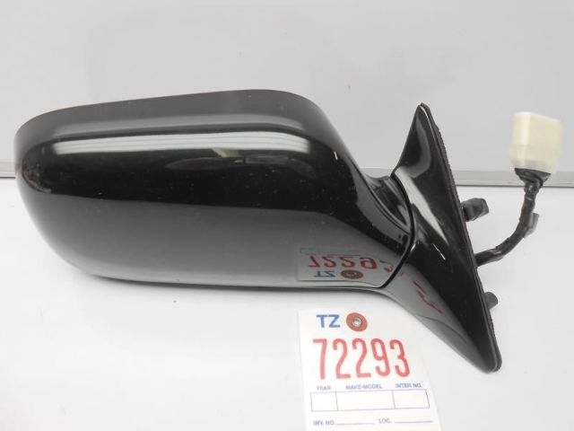1990-1992 lexus ls400 oem right side view mirror power dark grey | ebay