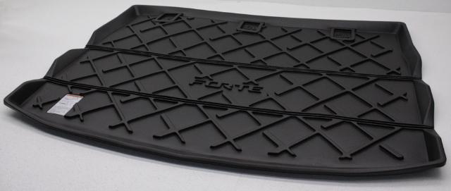 Genuine Kia Accessories U8120-1M000 Cargo Tray for Kia Forte Sedan