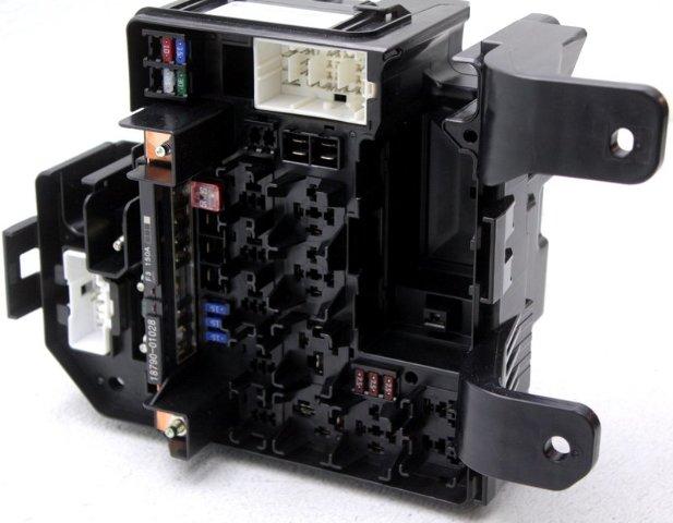 kia sorento fuse box location oem kia sorento fuse box engine 91200 1u050 ebay  oem kia sorento fuse box engine 91200