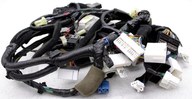 new old stock oem kia spectra dash wire harness 1k2ra 67030a ebay rh ebay com