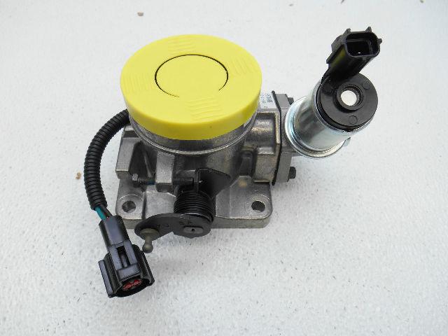 new oem ford explorer throttle body with tps / iac f67z-9e926-ba