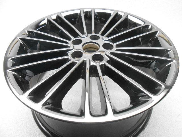 OEM 2013 2016 Ford Fusion 18 Wheel Rim 10 Split 20 Spoke Black