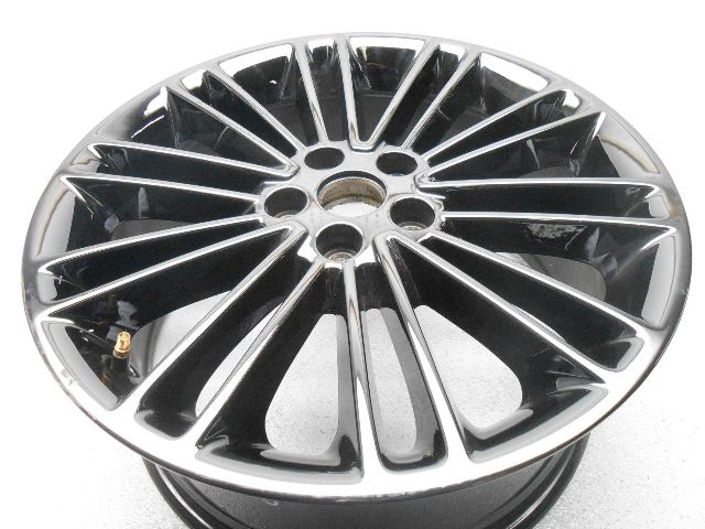 OEM 2013 2015 Ford Fusion 18 Wheel Rim 10 Split 20 Spokes Black