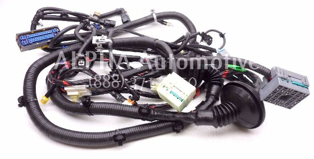 new oem 2005 2010 kia sportage ex 2wd 2 7l engine wiring harness Hummer H2 Wiring Harness