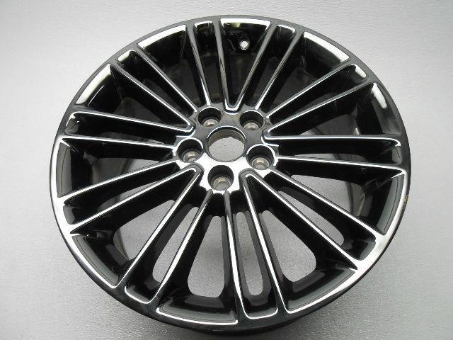 "ford fusion 18"" wheel rim 2013-2016 black chrome oem | ebay"