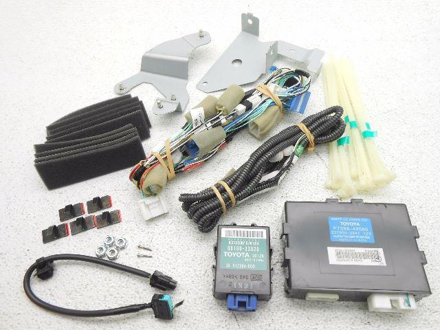 details about oem 2010-2011 toyota camry hybrid remote start kit