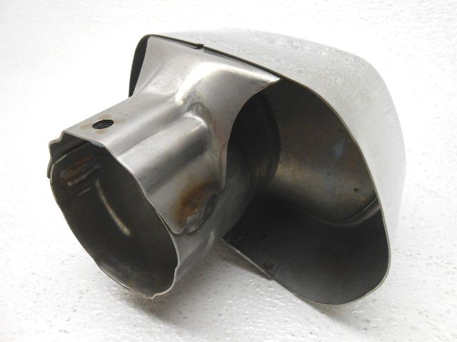 New Chrome Exhaust Tip Finisher Acura Rl 2009-2012 Left Rear OEM