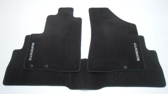 New OEM 2011 2013 Kia Sorento Floor Mat Set   1UF14 AB400