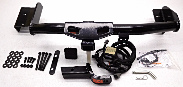 New OEM 20132016 Hyundai Santa Fe Sport Trailer Hitch Kit Short