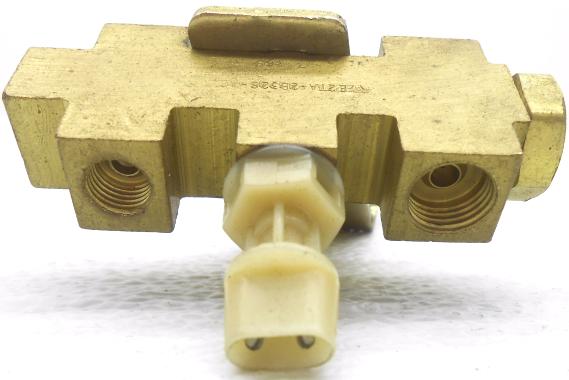 92 ford ranger brake proportioning valve