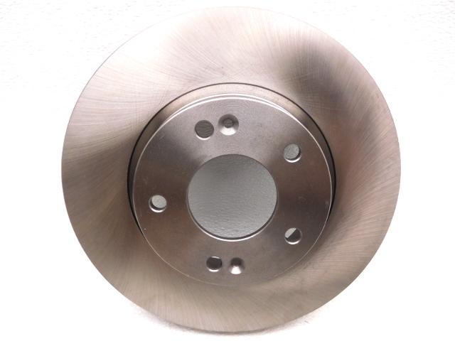 Rotors Metallic Pads F OE Replacement 2003 Fits Hyundai Tiburon