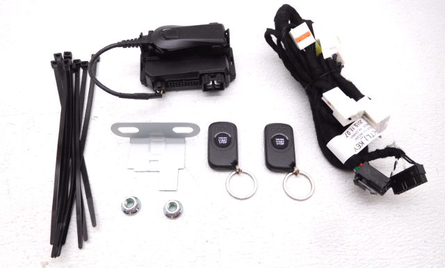 New Oem Hyundai Tucson Complete Remote Start Kit Non Smart W Fobs D3f57 Ac600 Ebay